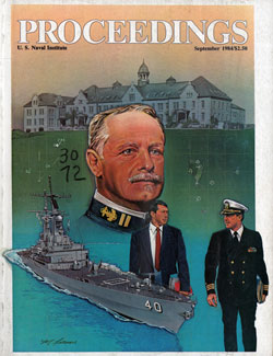 September 1984 Proceedings Magazine: United States Naval Institute