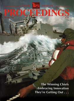 February 1998 Proceedings Magazine: United States Naval Institute