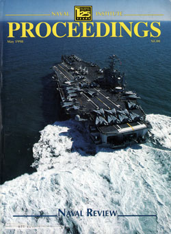 May 1998 Proceedings Magazine: United States Naval Institute