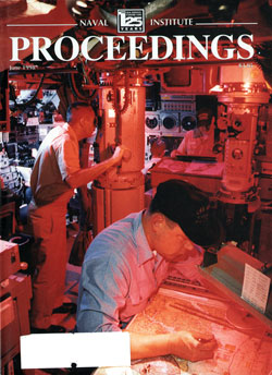 June 1998 Proceedings Magazine: United States Naval Institute