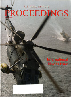 March 1998 Proceedings Magazine: United States Naval Institute