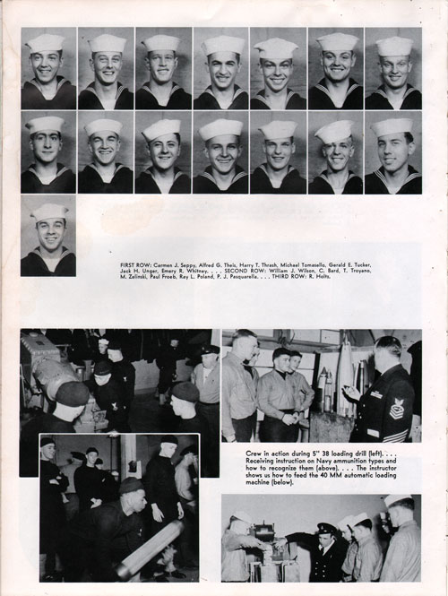 Company 52-013 Recruits Page Four