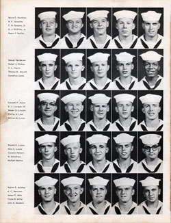 1956 Company 221 Recruits Page Two