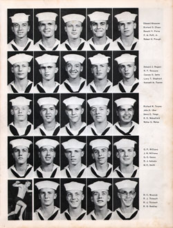 1956 Company 221 Recruits Page Three
