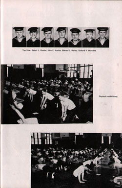 Page 3, Recruit Company 161 of 1947