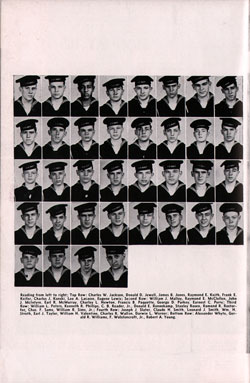 Page Two, Recruit Company 165 of 1947
