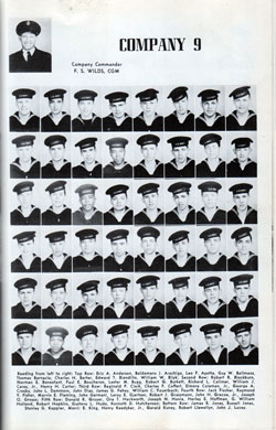 Page One, Recruit Company 9 of 1948