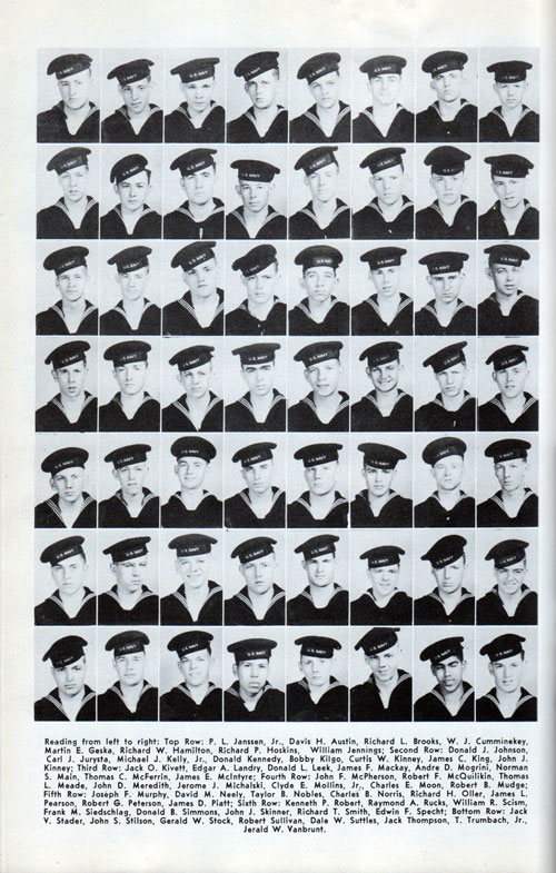 Page Two, Recruit Company 10 of 1948