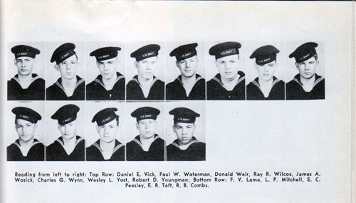 Page Three, Recruit Company 10 of 1948