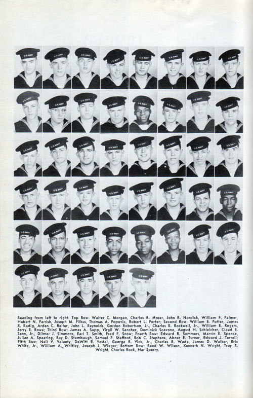 Page Two, Recruit Company 11 of 1948