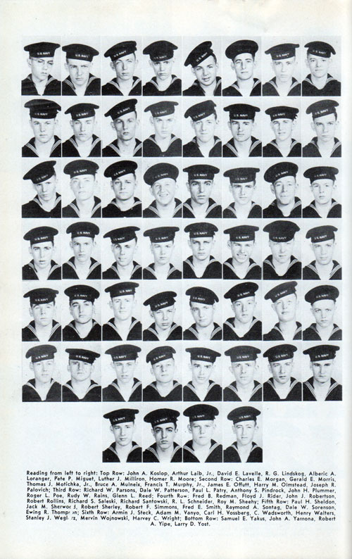 Page Two, Recruit Company 12 of 1948