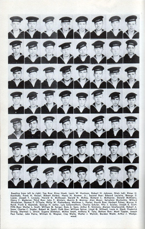 Page Two, Recruit Company 13 of 1948