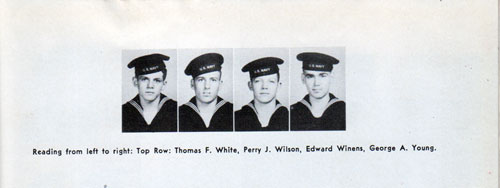 Page Three, Recruit Company 13 of 1948
