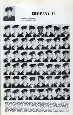 Page One, Recruit Company 14 of 1948