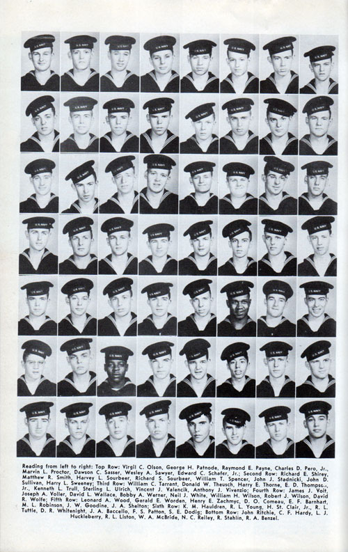 Page Two, Recruit Company 14 of 1948
