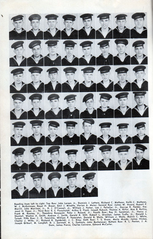 Page Two, Recruit Company 15 of 1948
