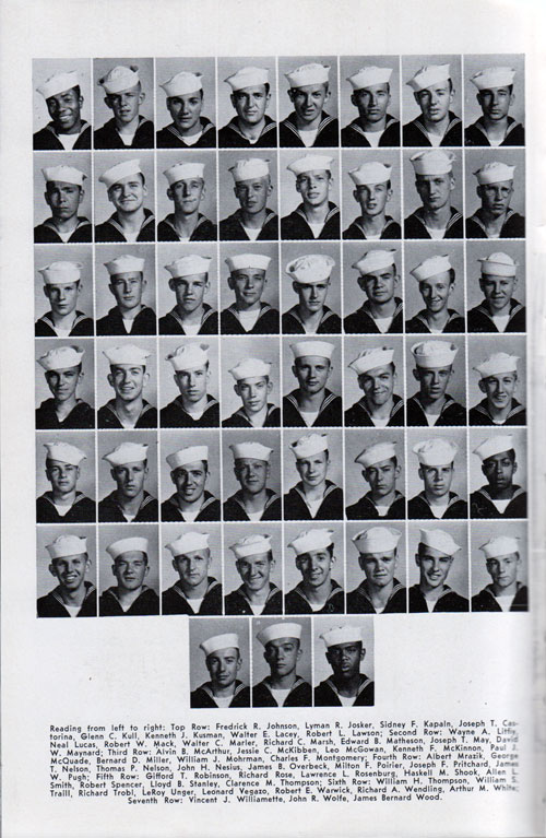 Page Two, Recruit Company 110 of 1948