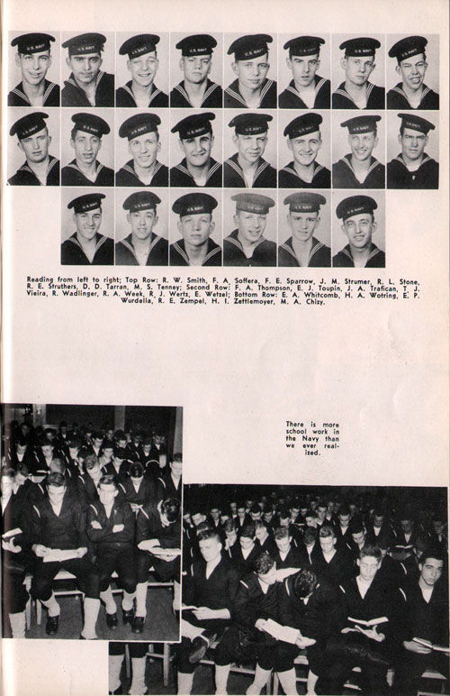 Page Three, Recruit Company 453 of 1948