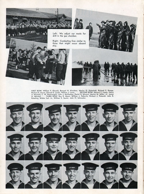 Company 51-067 Recruits Page Two
