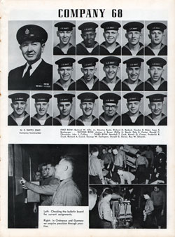 Company 51-068 Recruits Page One