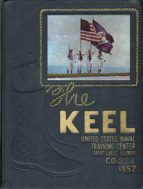 1952 Company 244 Great Lakes US Naval Training Center Roster - The Keel