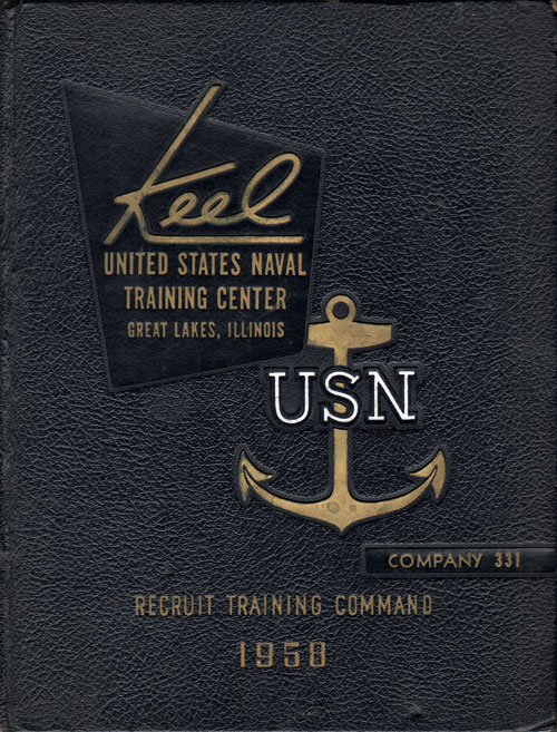 1958 Company 331 Great Lakes US Naval Training Center Roster - The Keel