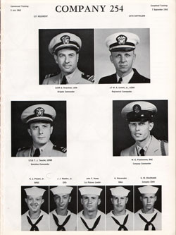 Recruits, Page 1