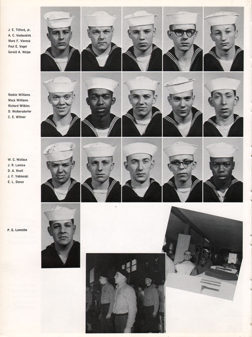 Recruits, Company 64-004 Page Four