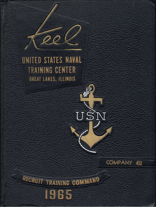 1965 Company 453 Great Lakes US Naval Training Center Roster - The Keel