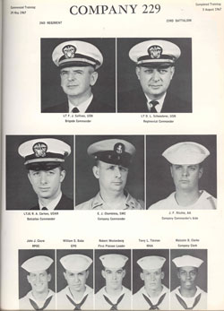 1967 Company 229 Recruits - Page 1