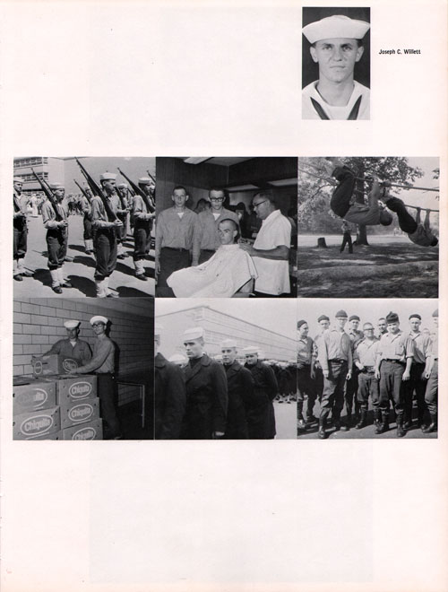 Great Lakes USNTC Company 67-380 Recruits, Page 5