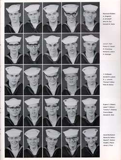 Company 67-640 Recruits Page Three