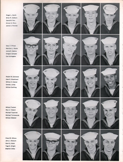 Company 68-178 Recruits Page Four