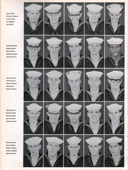 Company 68-208 Recruits Page Two