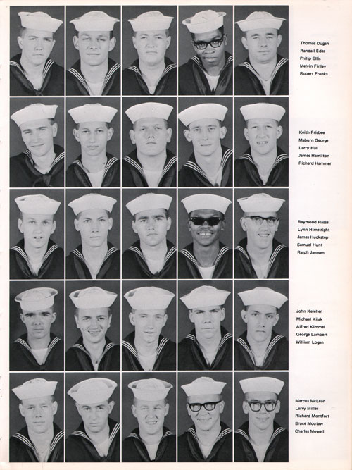 Company 68-208 Recruits Page Three