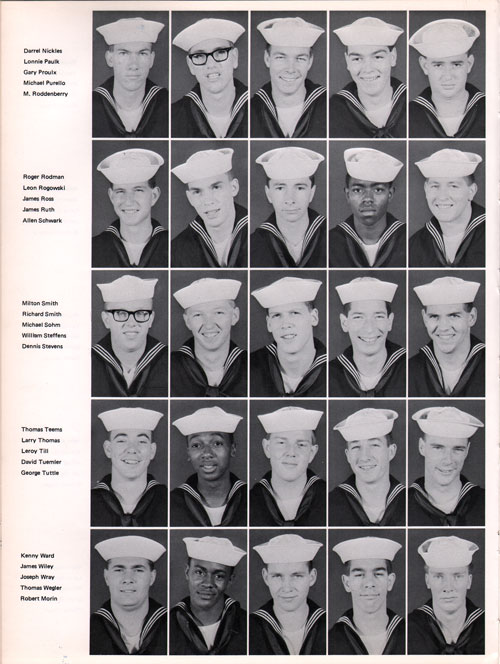 Company 68-208 Recruits Page Four
