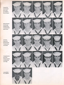 Company 68-244 Recruits Page Four