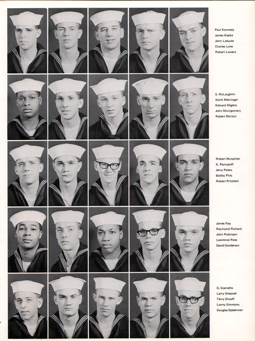 Company 68-713 Recruits Page Three