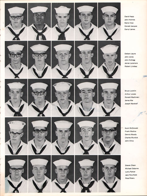 Company 69-5946 Recruits Page Three