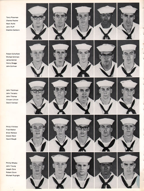 Company 69-5946 Recruits Page Four