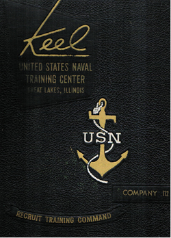1970 Company 112 Great Lakes US Naval Training Center Roster - The Keel