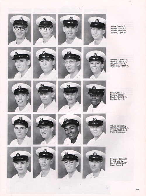 Company 73-284 Recruits Page Two