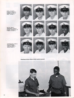 Company 73-284 Recruits Page Three