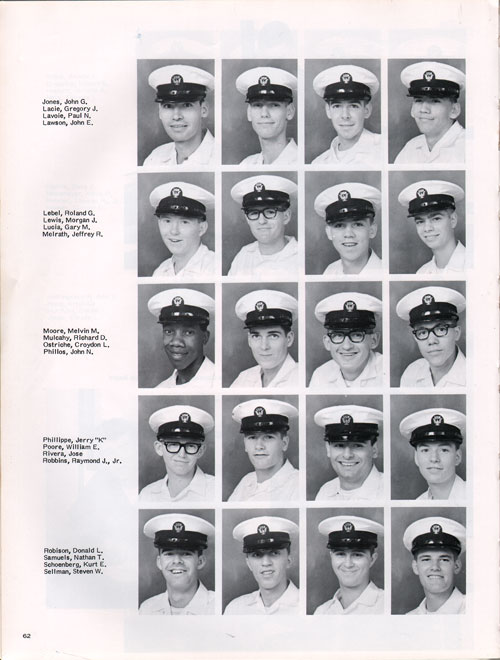 Company 73-284 Recruits Page Four