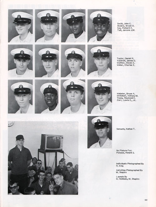 Company 73-284 Recruits Page Five