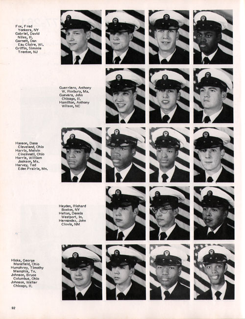Company 77-261 Recruits Page Three