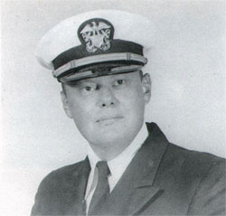 LT ROBERT H. WRIGHT Regimental Commander