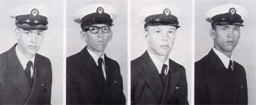 Row 3: Gregory Buffington, William Burke, William Carr, Robert Clark