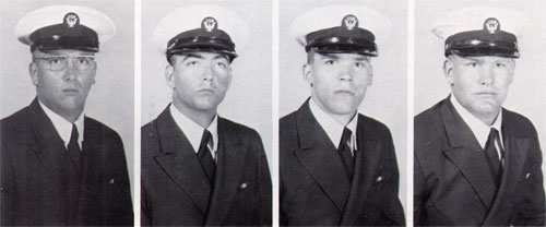 Row 4: Clyde Clower Jr., David Cook, Brian Coon, Charles Crawford