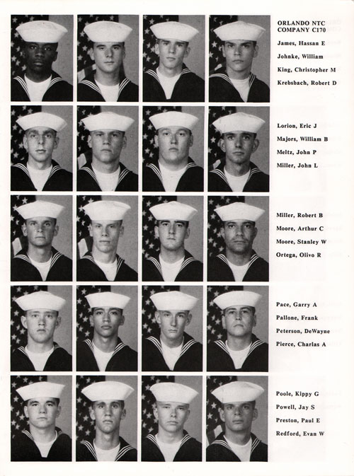 Company 86-C170 Recruits, Page 3